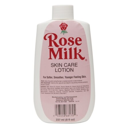 Rose Milk Skin Care Lotion - 8 fl oz