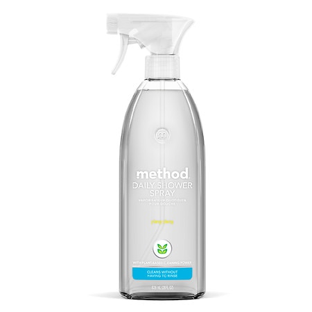 Method Daily Shower Natural Shower Cleaner Spray Ylang Ylang - 28 fl oz