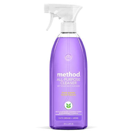 Method All-Purpose Surface Cleaner French Lavender Scent - 28 fl oz