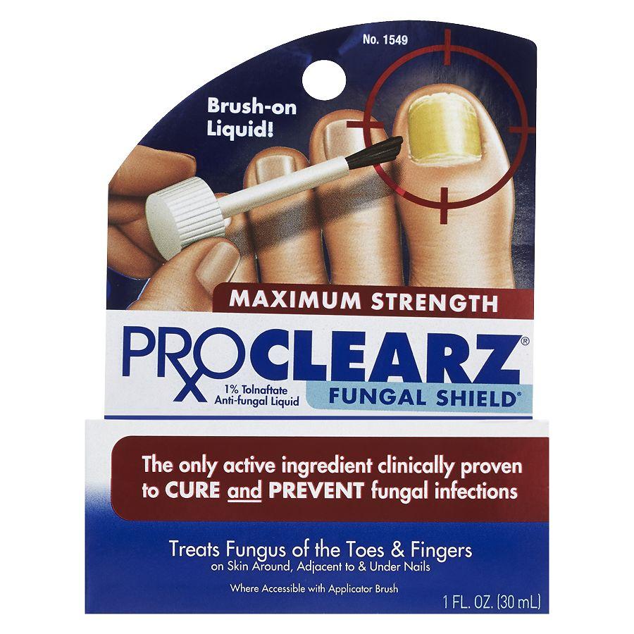 Fungal Nail Treatments | Walgreens