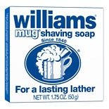 Williams Mug Shaving Soap