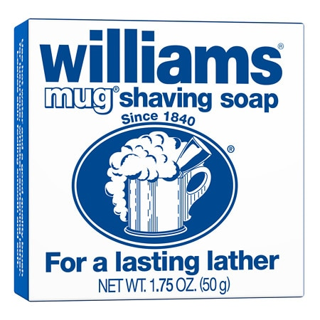 Williams Mug Shaving Soap 1.75 Oz.
