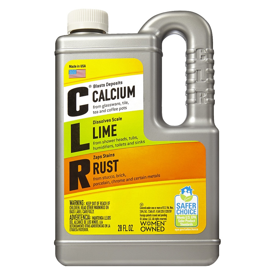 Clr Calcium Lime Rust Cleaner Walgreens