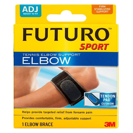 FUTURO Tennis Elbow Support, Adjust to Fit - 1 ea