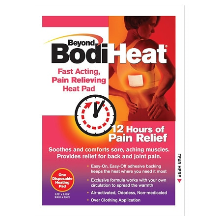Image of Beyond Bodi Heat Pain Relieving Heat Pad - 10 ea
