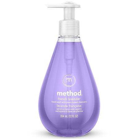 Method Gel Hand Wash French Lavender - 12 fl oz