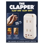 The Clapper Sound Activated On/ Off Switch