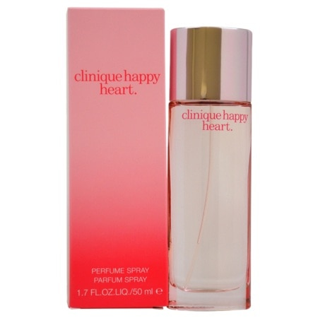 Clinique Happy Heart Perfume Spray for Women - 1.7 fl oz