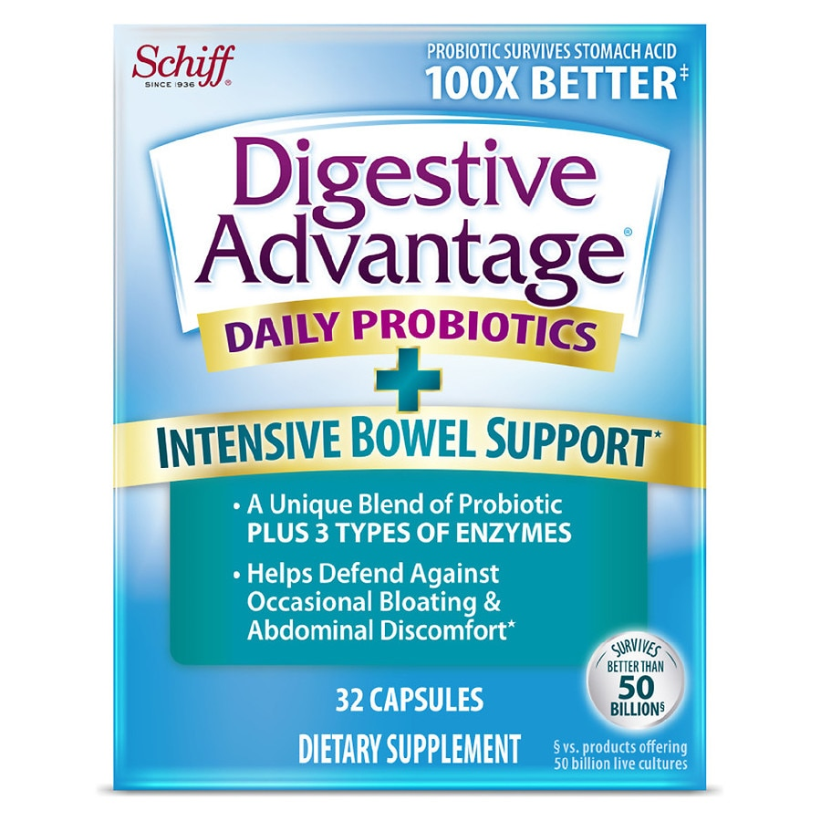 Digestive Support Supplements | Walgreens