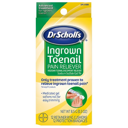 Dr Scholls Ingrown Toenail Pain Reliever