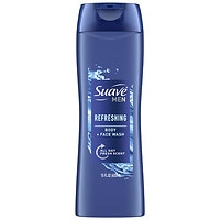 Deals on 2-Pack Suave Men Body Wash Refresh 15oz