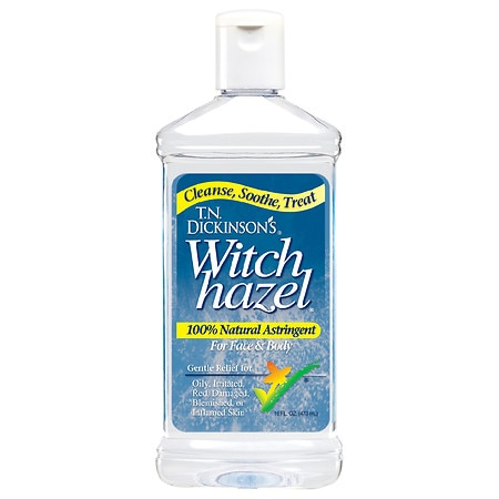 T.N. Dickinson's Witch Hazel Astringent - 16 oz.