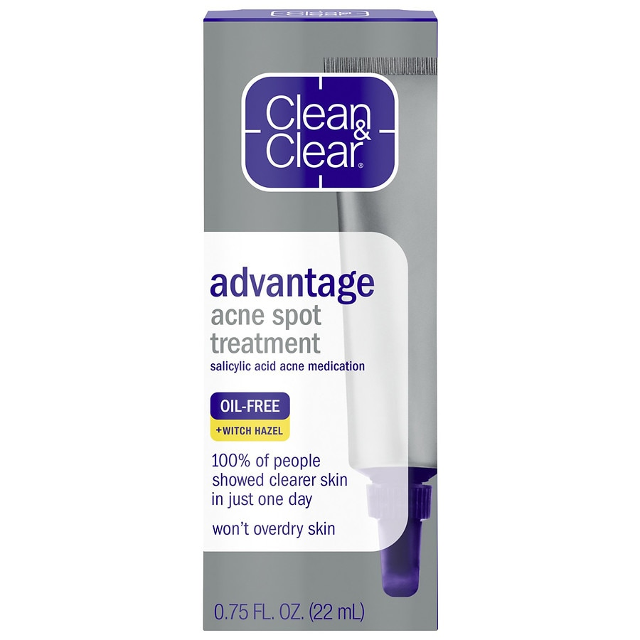 Clean & Clear Advantage Advantage Acne Spot Treatment | Walgreens