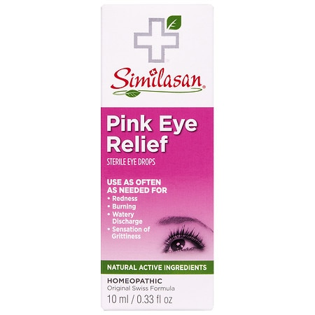 Similasan Homeopathic Irritated Eye Relief Drops