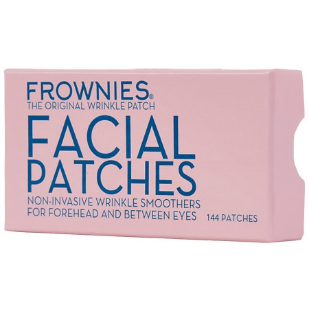 Frownies Forehead and Between Eyes Facial Patches