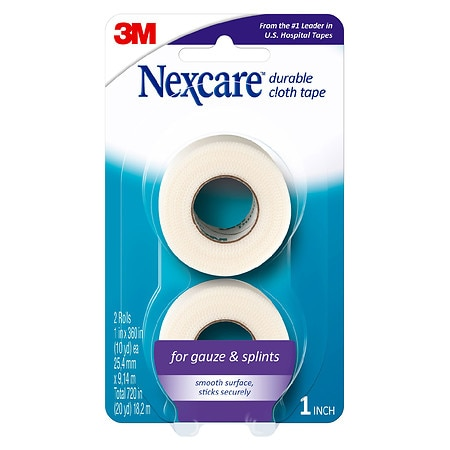 Nexcare Durable Cloth Tape 1