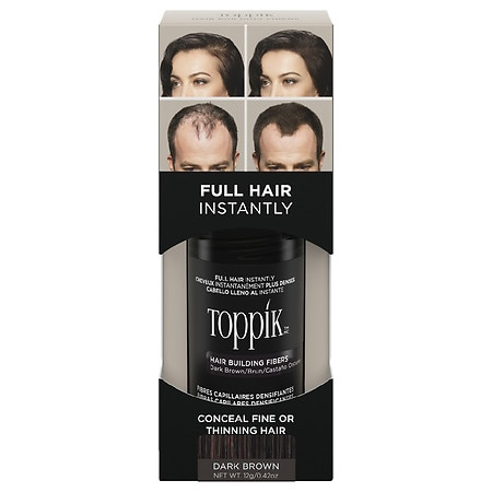 Toppik Hair Building Fibers Dark Brown