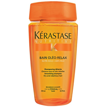 Kerastase nutritive bain oleo relax smoothing shampoo for Kerastase bain miroir conditioner