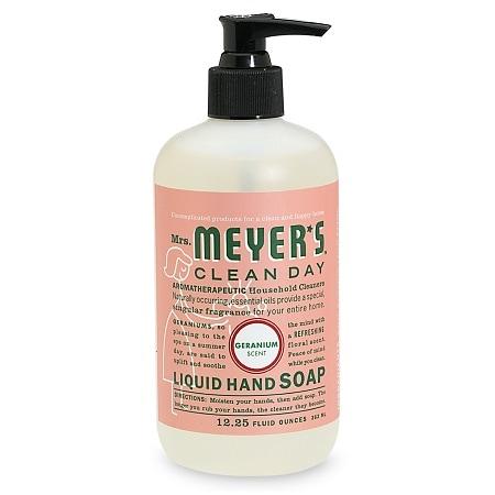 Mrs. Meyer's Clean Day Liquid Hand Soap - 12.5 fl oz