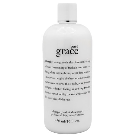 philosophy Pure Grace Shower Gel - 16 fl oz