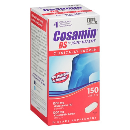 Cosamin DS Joint Health Supplement Tablets -