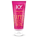 K-Y Warming Jelly Personal Lubricant