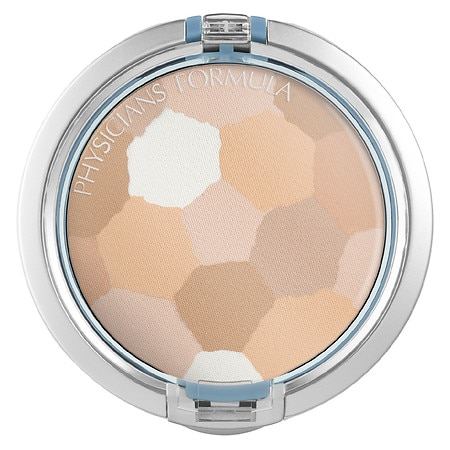 Physicians Formula Powder Palette Multi-Colored Face Powder Translucent