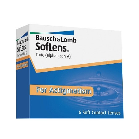SofLens For Astigmatism SofLens Toric - 1 Box