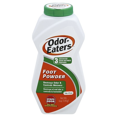 Image of Odor-Eaters Foot Powder - 6.0 oz