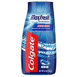 Colgate MaxFresh Anticavity FluorideToothpaste with Whitening Breath Strips Cool Mint