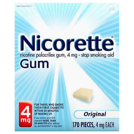 photo relating to Nicorette Printable Coupon called Nicorette Walgreens
