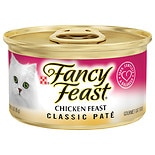 Fancy Feast Classic Gourmet Cat Food Chicken