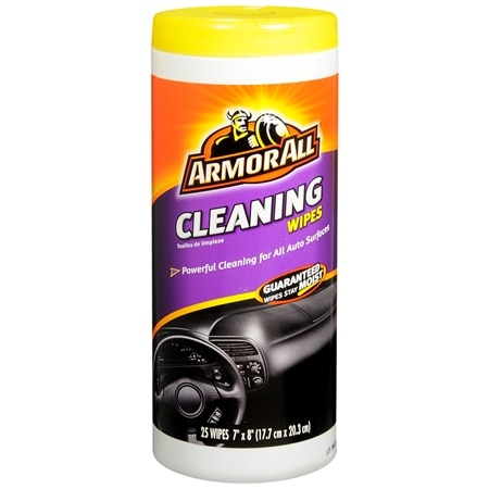 Armor All Cleaning Wipes - 25 ea