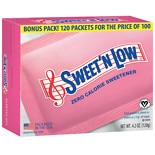Sweet-n-Low Granulated Sugar Substitute