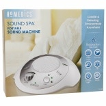 HoMedics Sound Spa Portable Sound Machine