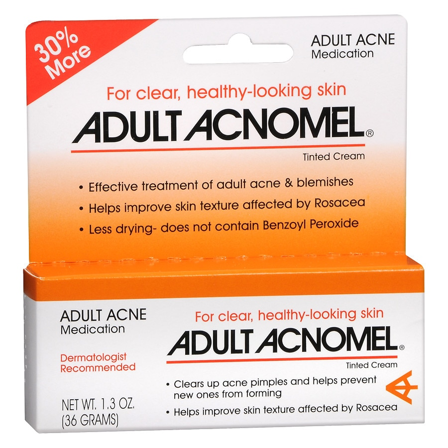 Acne adult product