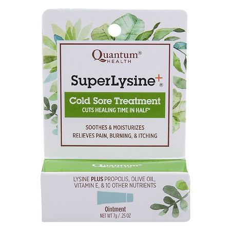 Quantum Health Super Lysine+ Cold Sore Treatment