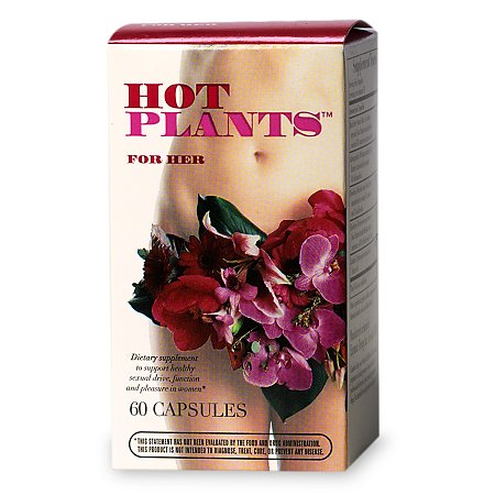 Hot Plants For Her, Capsules