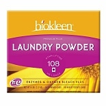 biokleen Premium Plus All Temperature Laundry Powder with Enzymes