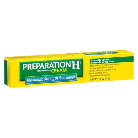 Preparation H Hemorrhoidal Cream - 1.8 oz.